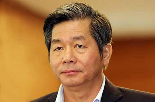 Ông Bùi Quang Vinh (Ảnh: Tuổi trẻ)