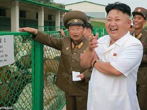 Ông Kim được cho là đã bỏ thuốc là được 2 tháng