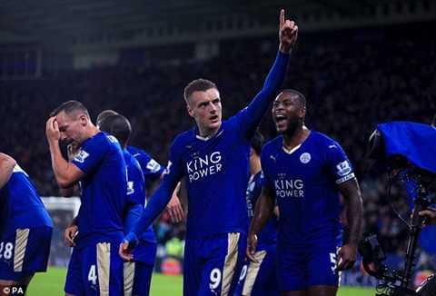 Leicester City có 1 mùa bội thu