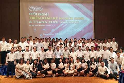 Leader Club tháng 7/2015 được tổ chức tại khách sạn Sheraton Hà Nội