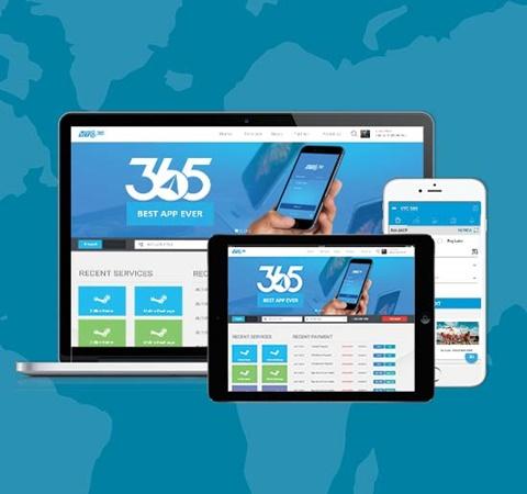 Dịch vụ Thanh toán cước VTC365 đã đồng hành cùng khách hàng 6 năm với sự phát triển vượt trội trên nhiều nền tảng, nhiều mảng dịch vụ