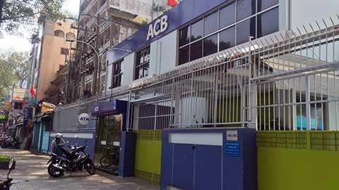 Căn nhà tranh chấp số 446 - 448 Nguyễn Thị Minh Khai, Q3, TP.HCM (ảnh: tuổi trẻ)