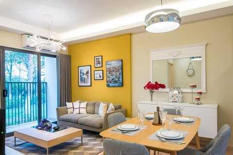 Căn hộ West Bay Sky Residences từ 1 đến 3 phòng ngủ có thiết kế thông minh, hiện đại, phù hợp với cuộc sống năng động, thời thượng của giới trẻ