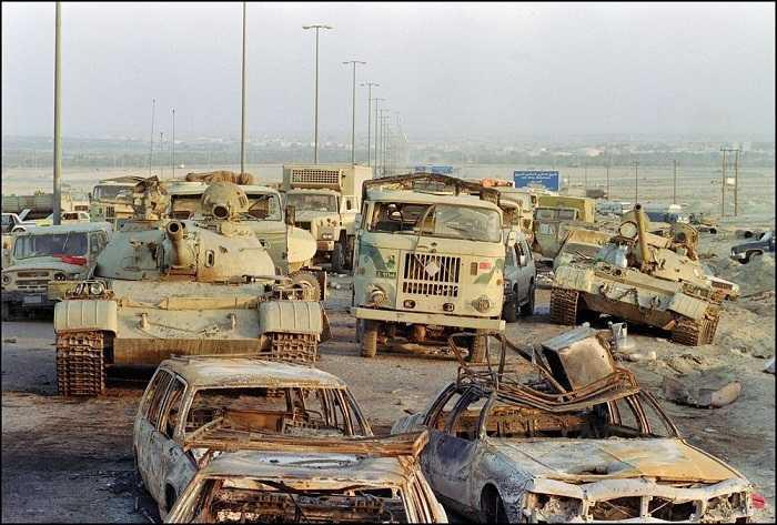 """5.""""Việc tấn công những người lính đang trở về nhà trong trường hợp này là một tội ác chiến tranh"""", Joyce Chediac."""