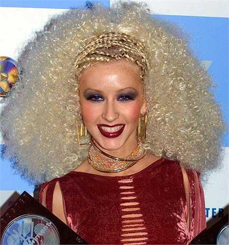 20. Christina Aguilera