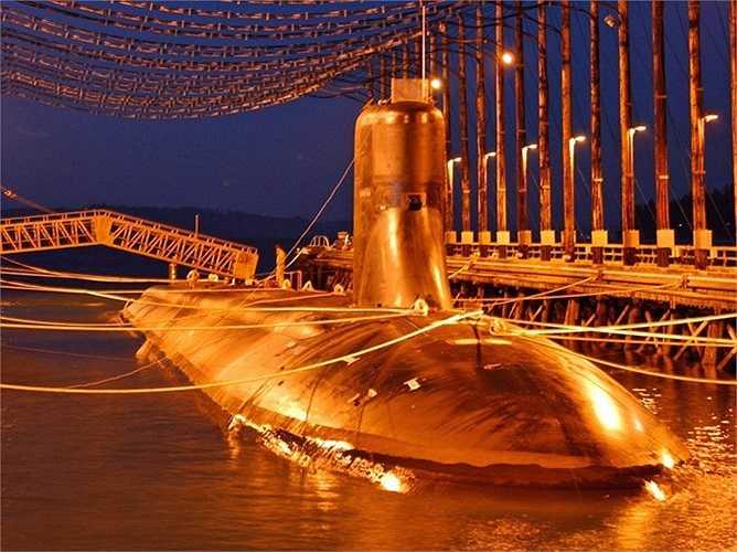 Tàu ngầm nguyên tử USS Jimmy Carter, chiếc mới nhất của lớp tàu ngầm Seawolf