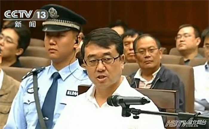 Ông từng là thân cận của chính trị gia tai tiếng Bạc Hy Lai