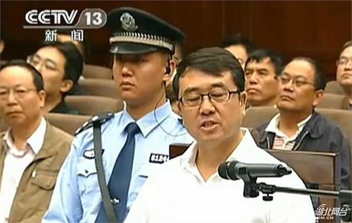 Ông đã thú nhận toàn bộ tội trạng trước tòa
