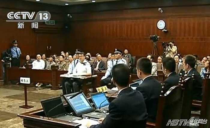 Ông Vương có thể sẽ lãnh 15 năm tù hoặc lãnh tù chung thân