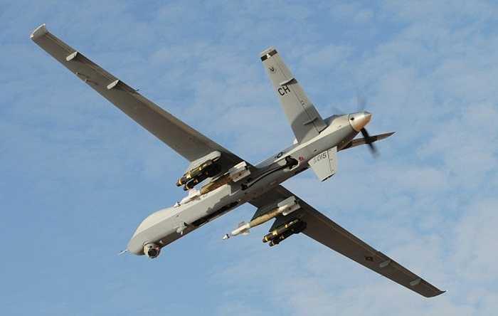 Máy bay không người lái Reaper của quân đội Mỹ tại Afghanistan
