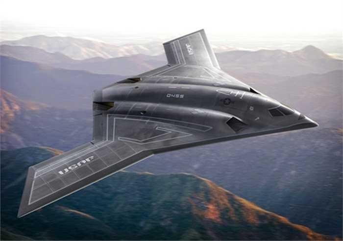 Siêu máy bay không người lái mang tên X-47B của không quân Mỹ được cho là sẽ đi vào phục vụ trong năm sau