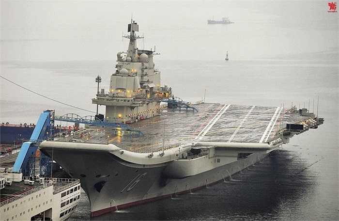 Tàu sân bay này dùng để huấn luyện, chủ yếu sẽ hoạt động trong vùng biển được công nhận là thuộc chủ quyền Trung Quốc theo Công ước quốc tế về luật biển (UNLCOS 1982)