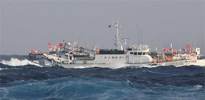 Nhật đưa ra cảnh cáo các tàu Đài Loan không được tiến vào Điếu Ngư/Senkaku