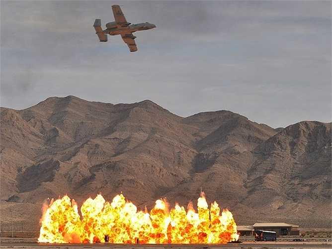 A-10 là phương tiện hỗ trợ mặt đất hiệu quả trong hàng chục năm qua và sẽ còn phục vụ rất lâu nữa cho quân đội Mỹ