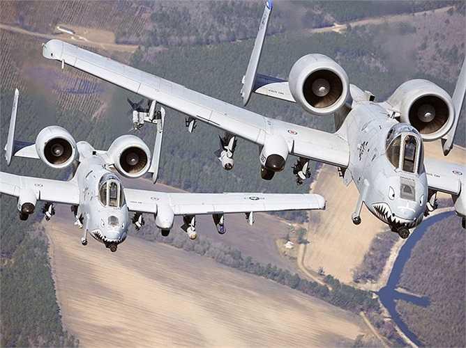 Đây là loại máy bay hỗ trợ mặt đất được đánh giá là vô cùng tuyệt vời của quân đội Mỹ