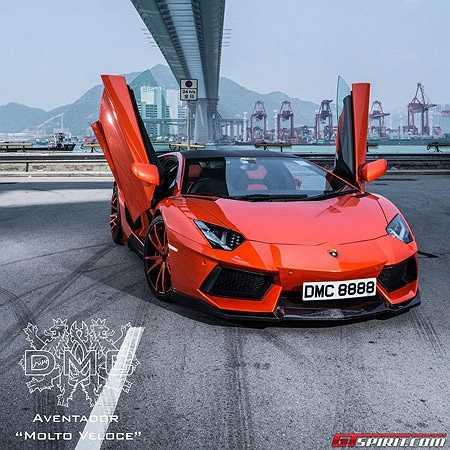 Siêu phẩm Lamborghini Aventador LP900 Molto Veloce