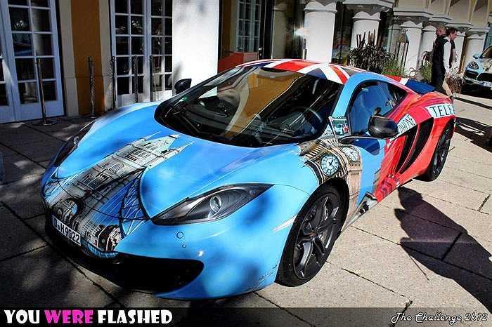 Một đại diện của gia đình Ferrari