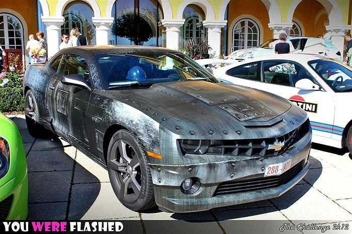 Hàng khủng Chevrolet Camaro