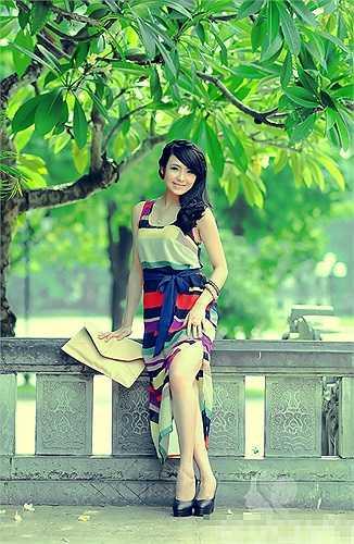 Khánh Chi không muốn được thừa hưởng danh tiếng từ người anh trai, Lê Công Vinh