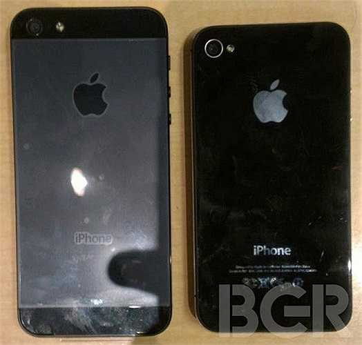 Ở hộp iPhone 5, Apple đã có một vài thay đổi nhỏ so với trước đây (Nguồn ảnh: Boy Genius Report)
