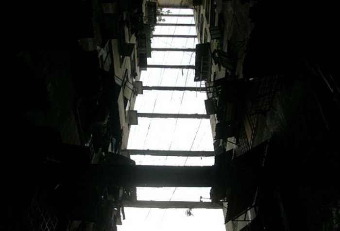 Khi đưa vào sử dụng, chung cư này được xem là một trong những tòa nhà cao và hiện đại nhất Sài Gòn. Tuy nhiên, từ năm 2002 chung cư bị xuống cấp trầm trọng nên UBND TP HCM đã có chủ trương di dời các hộ dân.