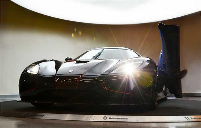 Theo Koenigsegg, cụm từ BLT có một ý nghĩa đặc biệt ở Trung Quốc.
