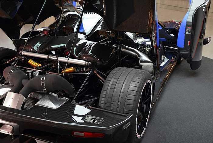 Cả Koenigsegg và khách hàng đều rất hài lòng với siêu phẩm mới này.