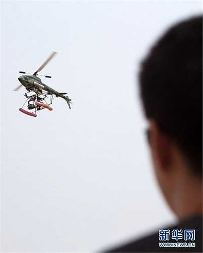 Máy bay không người lái được nói là sẽ sử dụng để giám sát trên biển