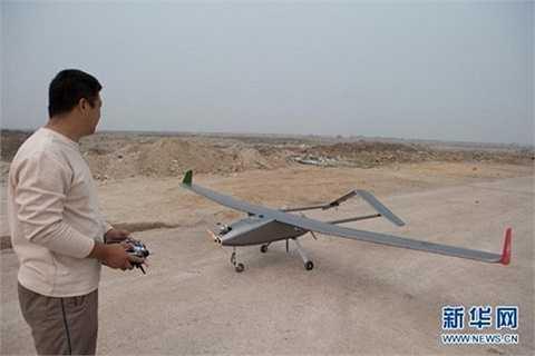 Nếu chương trình thí điểm máy bay không người lái thành công, nó sẽ làm phong phú và hoàn thiện hệ thống giám sát trên biển của Trung Quốc