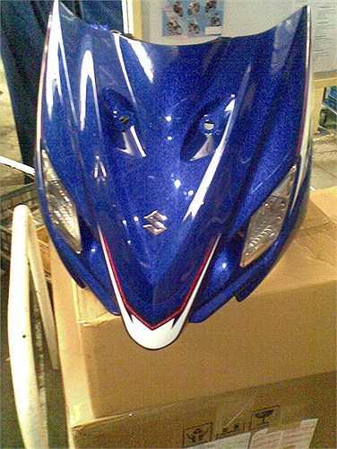 Nhiều khả năng, Shogun Axelo Fi sẽ lộ diện trong ngày hội xe khủng của Suzuki diễn ra vào cuối tháng 9, đầu tháng 10 này.