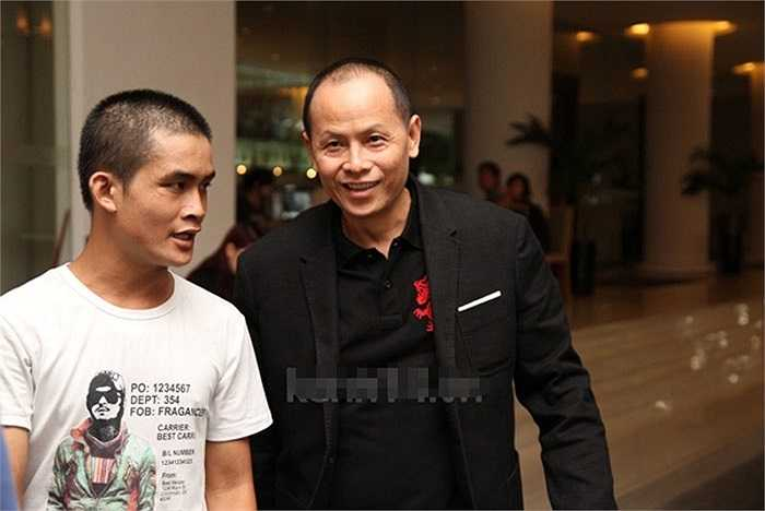 Giám đốc công ty Cát Tiên Sa - Nguyễn Quang Minh