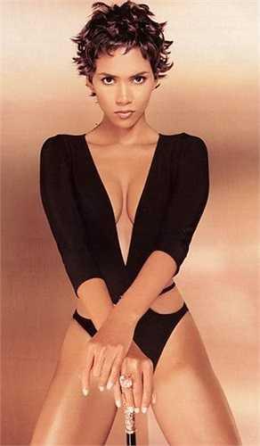 9. Halle Berry