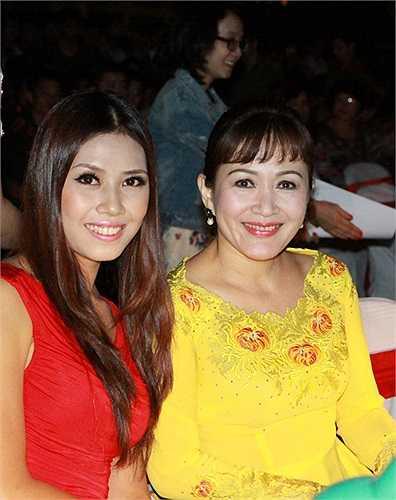 Hoa hậu biển Nguyễn Thị Loan và diễn viên Minh Hòa là 2 thành viên trong ban giám khảo cuộc thi