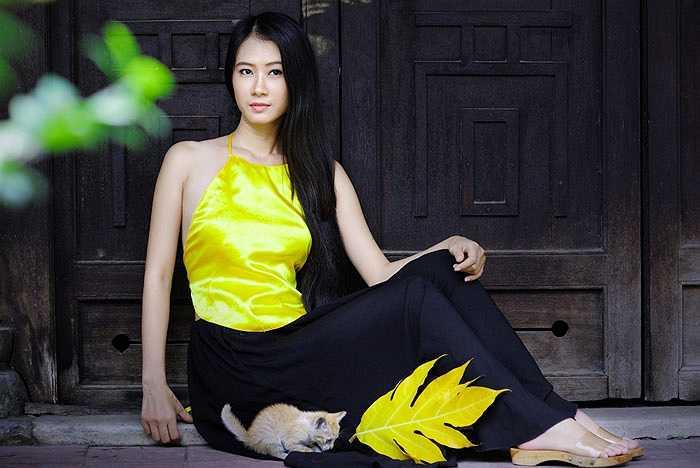 Người đẹp Trần Thị Trang Đài