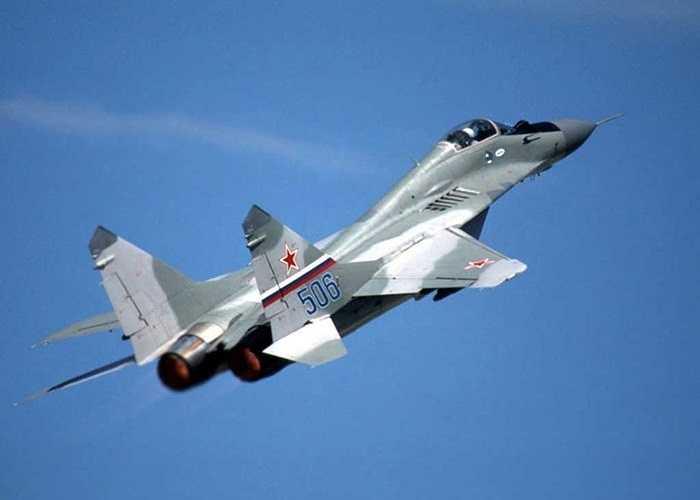 Máy bay chiến đấu đa chức năng thế hệ thứ 4 MiG-29 của Nga