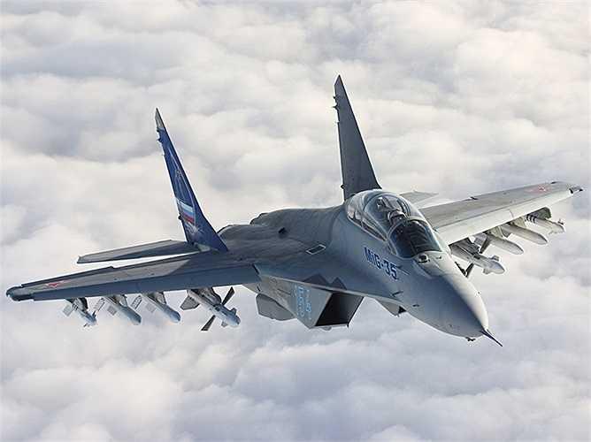 MiG-35, máy bay chiến đấu thế hệ 4++