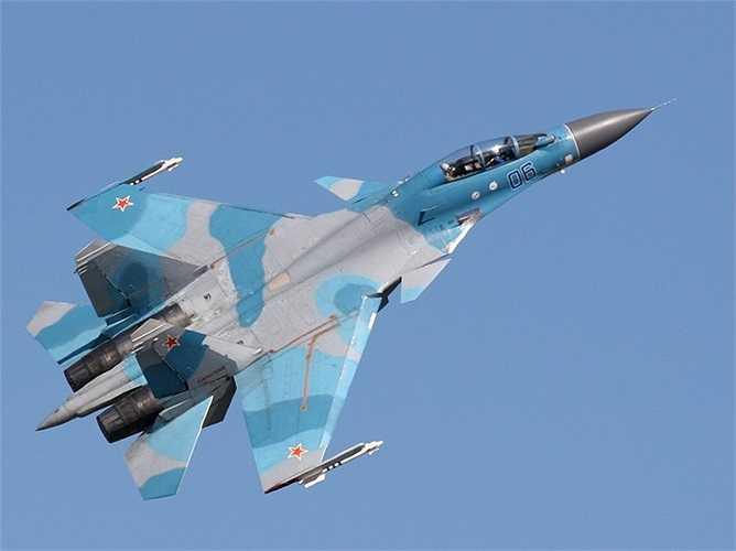 MK Su-30 - máy bay tấn công có khả năng chiến đấu tầm xa hoạt động trong mọi điều kiện thời tiết và phát huy tối đa hiệu quả các nhóm bay