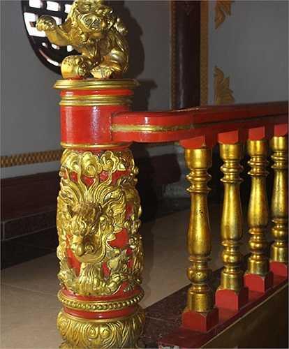 Mất 9 năm xây dựng từ (2002 tới 2011) khu lăng đền mới hoàn thành. Các chi tiết đều được làm cầu kỳ.