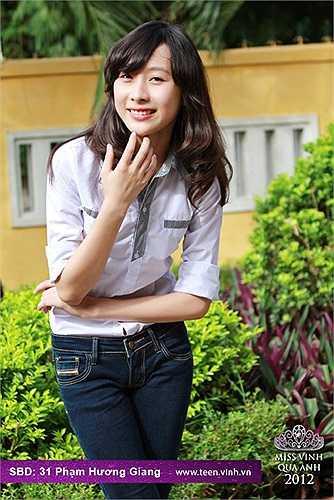 Phạm Hương Giang (SBD 31)