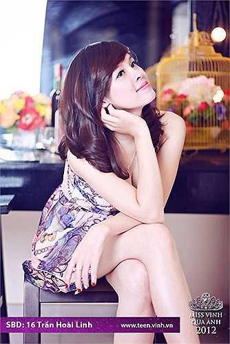Trần Hoài Linh (SBD 16)