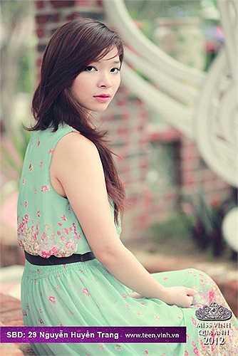 Nguyễn Huyền Trang (SBD 29)