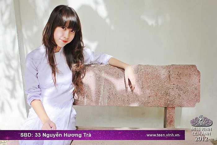 Nguyễn Hương Trà (SBD 33)