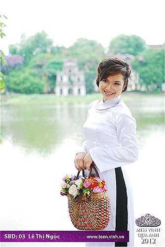 Lê Thị Ngọc (SBD 03)