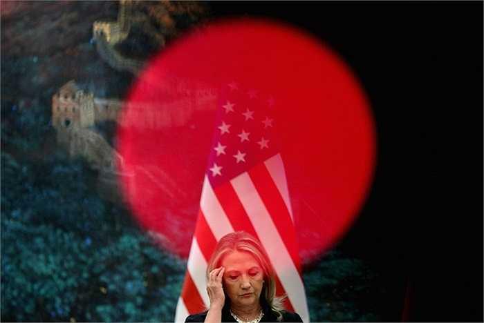 Ngoại trưởng Mỹ Hillary Clinton tham dự cuộc hội thảo với lãnh đạo Trung Quốc ở Bắc Kinh nhân chuyến công du 10 ngày tới Châu Á- Thái Bình Dương bắt đầu từ hôm 31/8 đến 9/9.