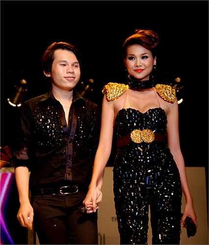 Nguyễn Quốc Anh Vương (thường gọi là Franky Nguyễn) năm nay 24 tuổi, được biết đến với tư cách là một NTK có tài sống ở TP.HCM. Đây là ảnh Vương trước khi chuyển giới.