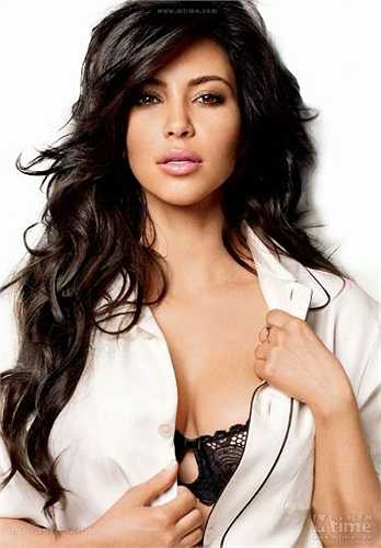 Kim Kardashian hay 'cô Kim siêu vòng 3' là vợ cũ của ngôi sao bóng rổ NBA, Kris Humphries.