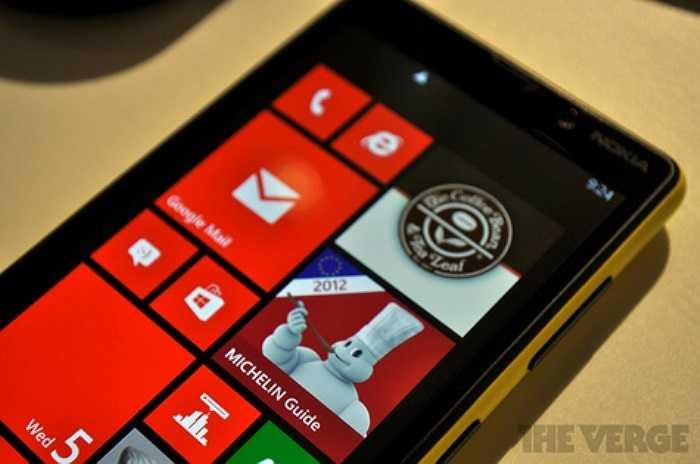 Nokia Lumia 820 là điện thoại thông minh phong cách, tầm trung mang lại hiệu quả hoạt động cao trong một gói sản phẩm nhỏ gọn.
