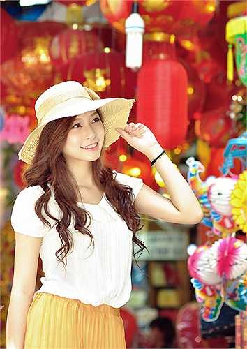 Ước mơ của Vân Anh là được trở thành một người phụ nữ thành đạt