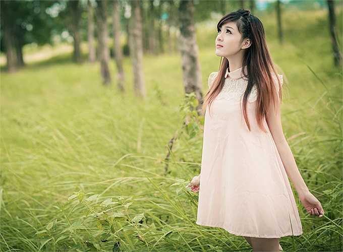 Lilly Luta tên thật là Nguyễn Thị Lượm, hiện đang học khoa Tài chính ngân hàng, thuộc Trường Cao đẳng ITC tại TP.HCM