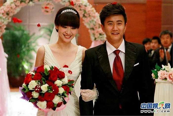 """""""Cũng như tôi, đây là lần đầu tiên Diệp Tĩnh quay cảnh đám cưới, vì chưa có kinh nghiệm nên cả hai đều rất hồi hộp."""""""